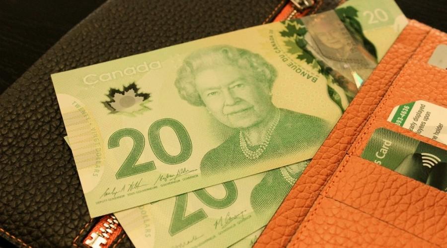 今日の英語: $20札を崩してくれますか?