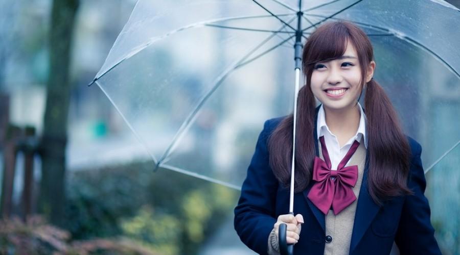 今日の英語: 女子高生