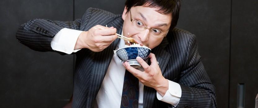 今日の英語: 食べ放題