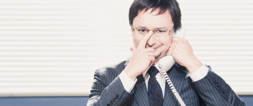 今日の英語: お電話ありがとうございます。○○会社でございます。