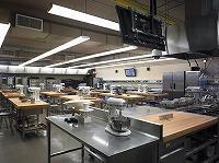 Niagara College 調理室