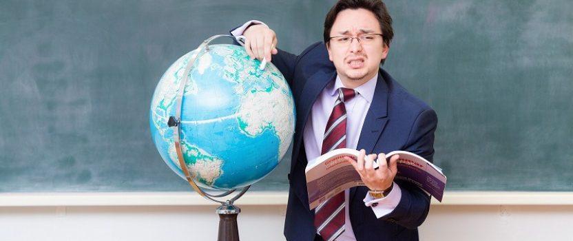 今日の英語: 義務教育