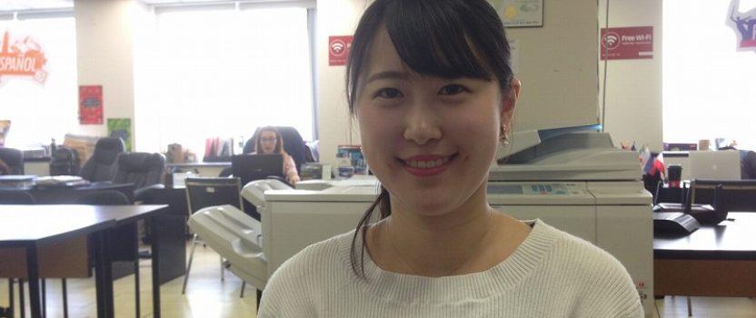 体験者の声: Yuiさん「相手の立場を考えて発言・行動ができるようになった」
