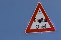 ESC English Only ポリシー