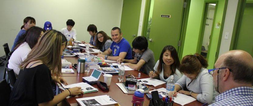 トロント語学学校SGIC生徒の声(ブラジル人学生)