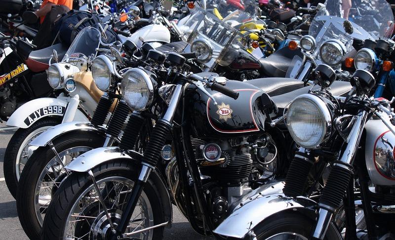 オートバイは和製英語です