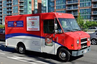 カナダの郵便