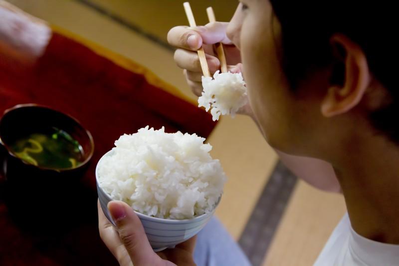 今日の英語:お米を炊く